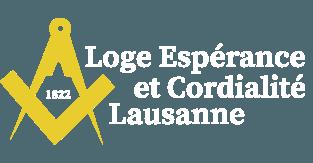 """Loge maçonnique """" Espérance et Cordialité """""""